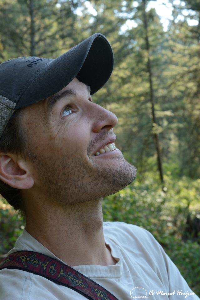 Matt Larson, Owl Research Institute, Missoula, Montana