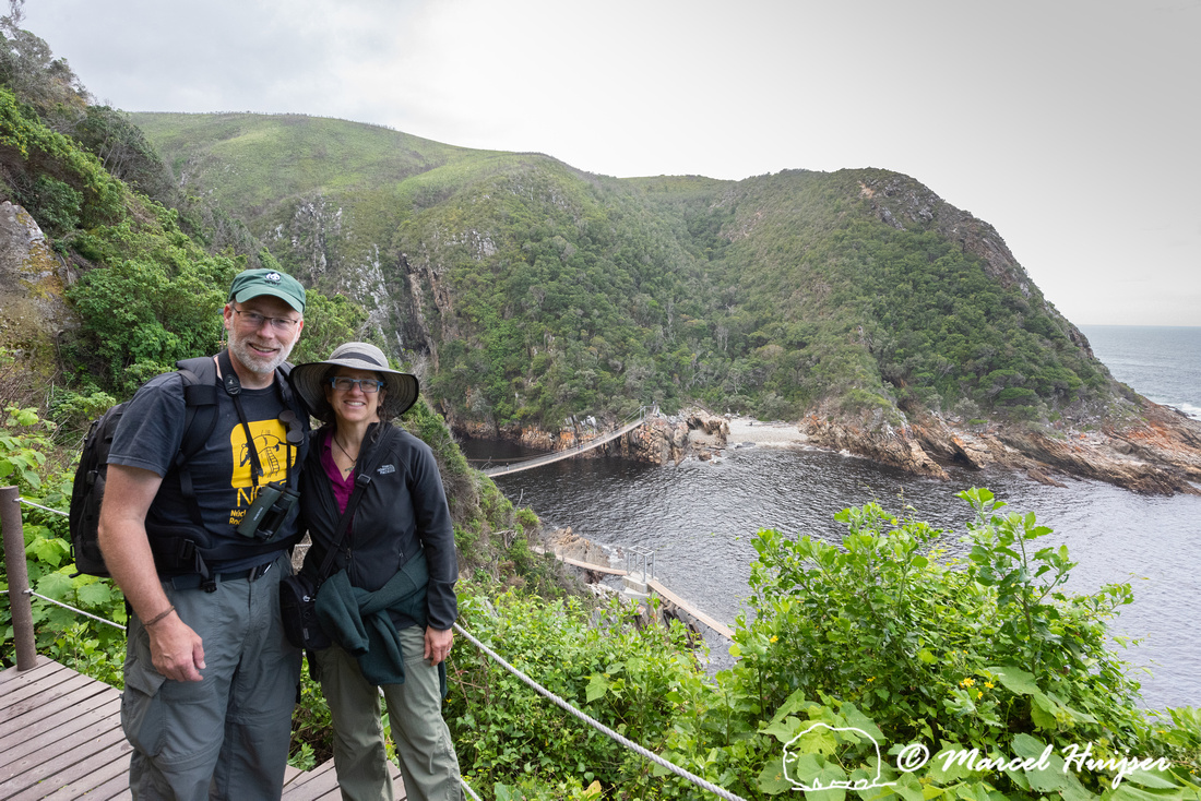 Hiking trail, Storms River, Eastern Cape, South Africa