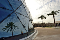 The new Salvador Dali Museum in St. Petersburg, Florida, USA