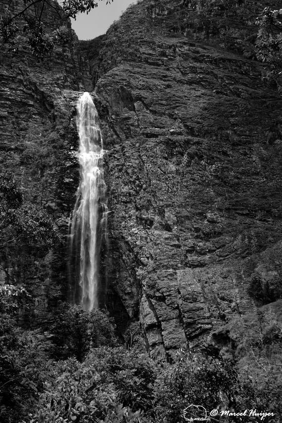 Casca d'Anta, Parque Nacional da Serra da Canastra, Minas Gerais, Brazil