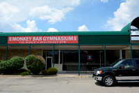 Monkey Bar Gymnasium, Madison, Wisconsin, USA