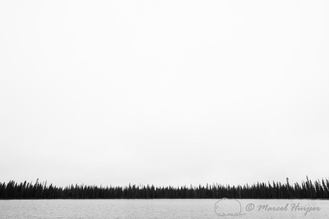Lily Lake, near Lolo Pass, Idaho