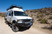 4x4 recovery course with Bill Burke, Anza Borrego Desert State P