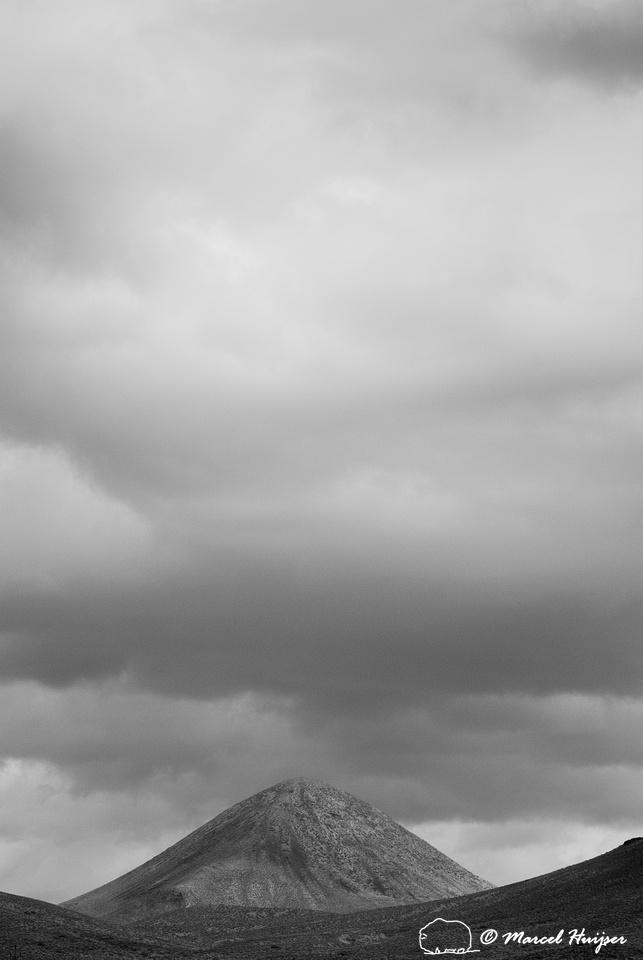 Cone, east of Tonopah, Nevada, USA