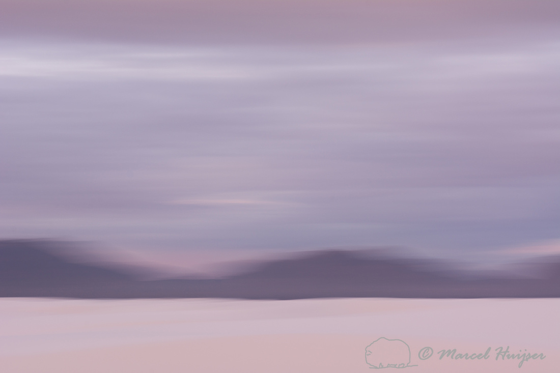 Dunes, White Sands National Monument, New Mexico, USA
